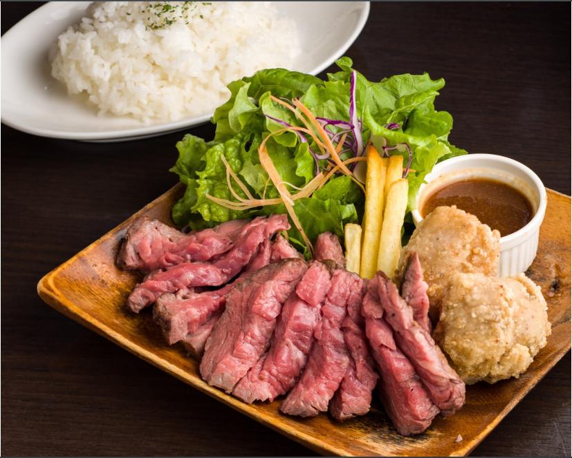 肉最盛期牛排銘牌