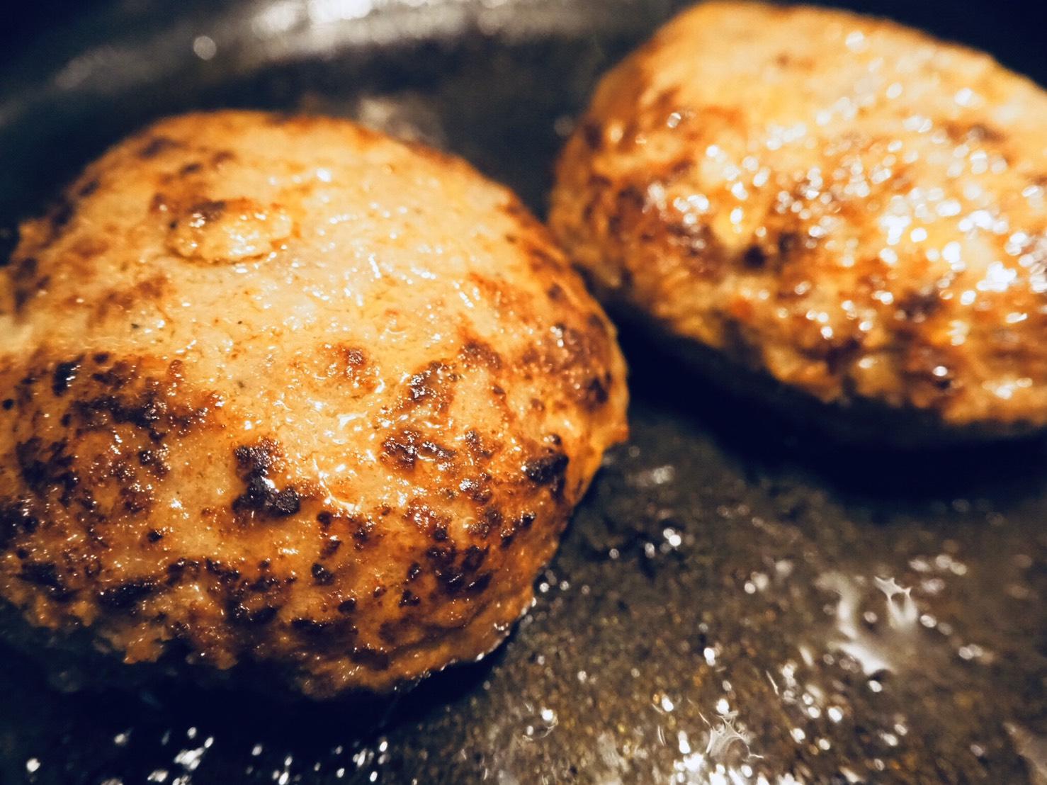 chakoru特製的漢堡(有賴斯)